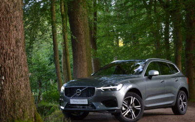 Verkocht: Volvo XC60 T5 R-Design